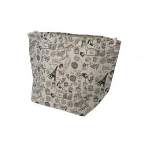 Cestone Paris Bag cm 40 X...