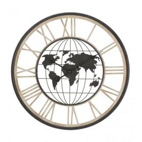 Orologio Da Muro World Dark...