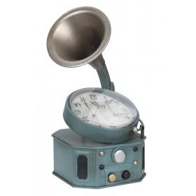 Orologio Grammofono cm 17 X...