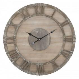 Orologio Wody cm Ø 80 X 4