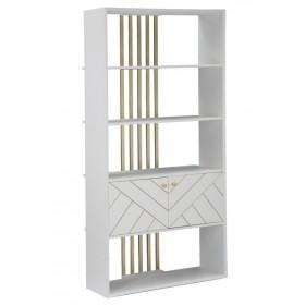 Libreria Luxy cm 90 X 38 X 182