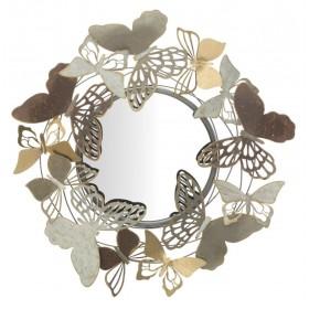 Specchio In Ferro Butterfly...