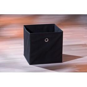 Cestino Cubo Nero cm 32 X...